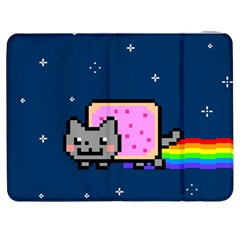 Nyan Cat Samsung Galaxy Tab 7  P1000 Flip Case