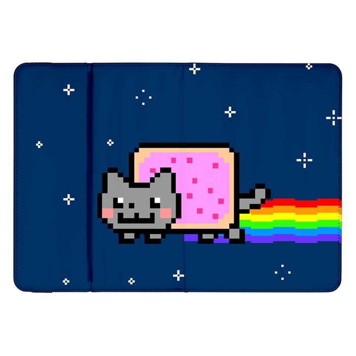 Nyan Cat Samsung Galaxy Tab 8.9  P7300 Flip Case