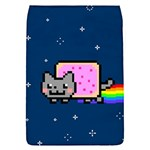 Nyan Cat Flap Covers (L)  Front