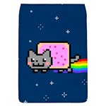Nyan Cat Flap Covers (S)  Front