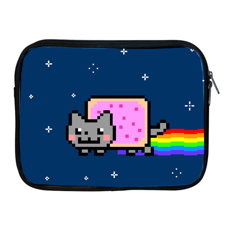Nyan Cat Apple iPad 2/3/4 Zipper Cases