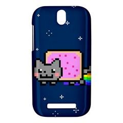 Nyan Cat HTC One SV Hardshell Case