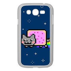 Nyan Cat Samsung Galaxy Grand Duos I9082 Case (white)