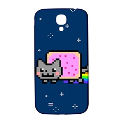 Nyan Cat Samsung Galaxy S4 I9500/i9505  Hardshell Back Case