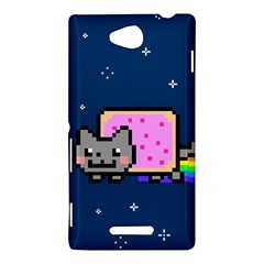 Nyan Cat Sony Xperia C (S39H)