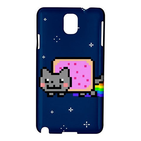 Nyan Cat Samsung Galaxy Note 3 N9005 Hardshell Case