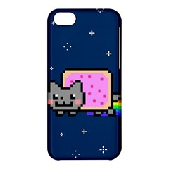 Nyan Cat Apple iPhone 5C Hardshell Case
