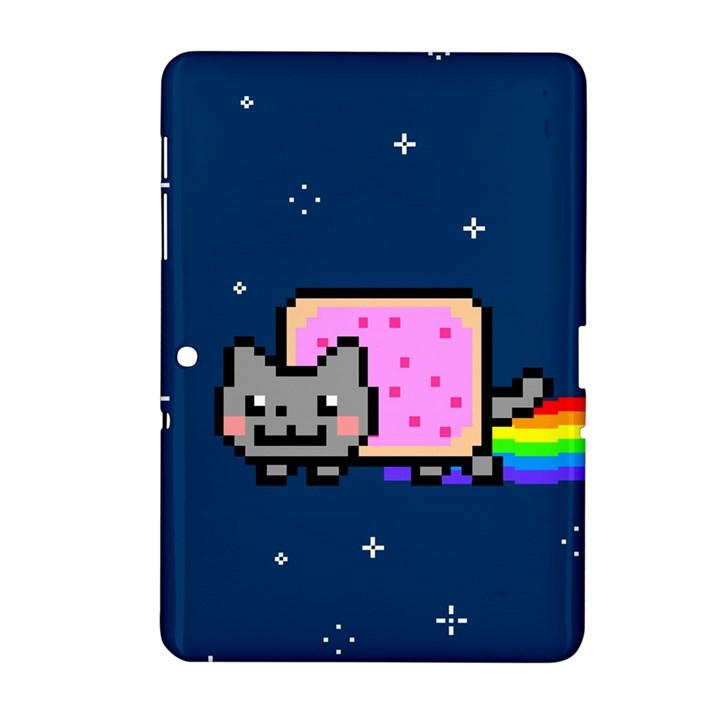 Nyan Cat Samsung Galaxy Tab 2 (10.1 ) P5100 Hardshell Case
