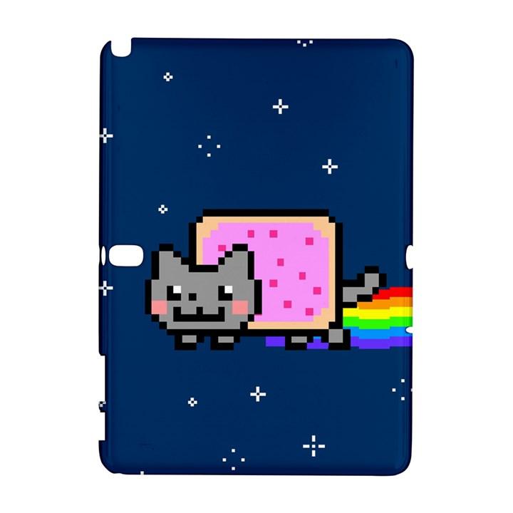 Nyan Cat Samsung Galaxy Note 10.1 (P600) Hardshell Case