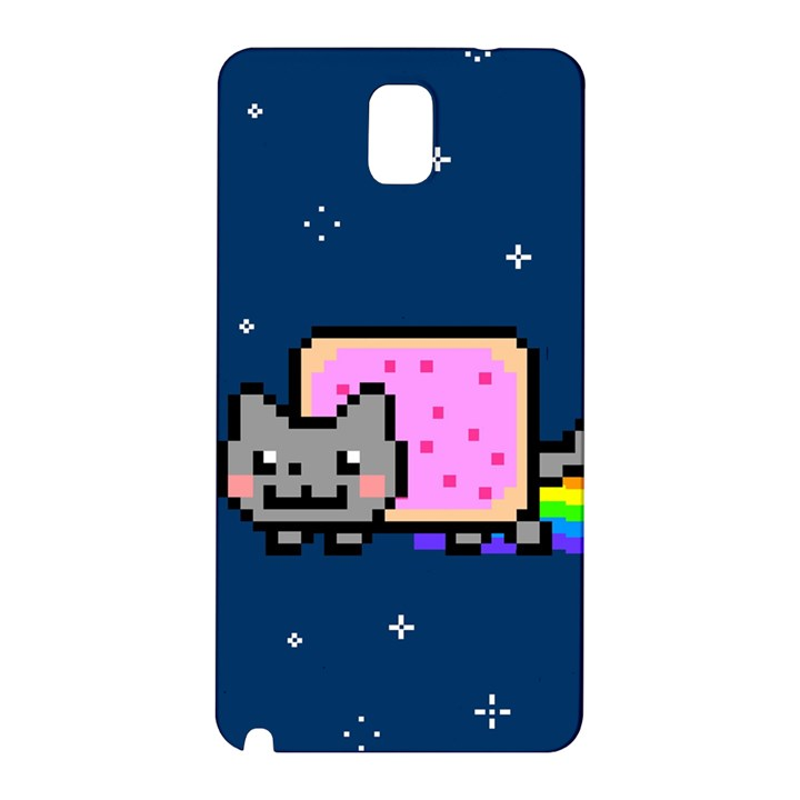 Nyan Cat Samsung Galaxy Note 3 N9005 Hardshell Back Case