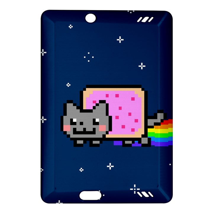 Nyan Cat Amazon Kindle Fire HD (2013) Hardshell Case