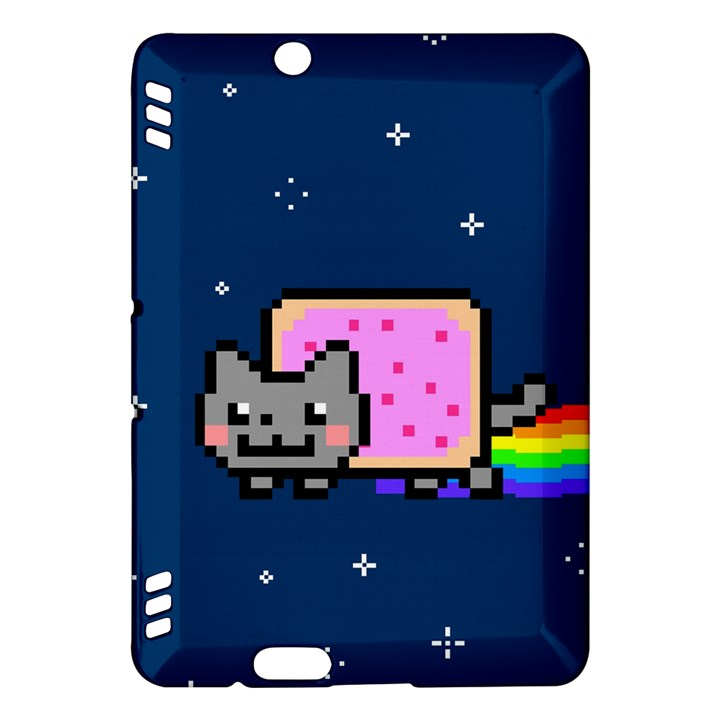 Nyan Cat Kindle Fire HDX Hardshell Case