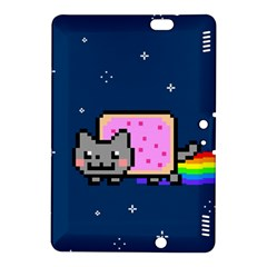 Nyan Cat Kindle Fire HDX 8.9  Hardshell Case