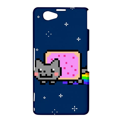 Nyan Cat Sony Xperia Z1 Compact