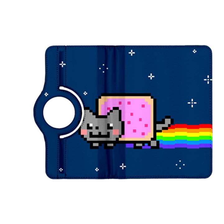 Nyan Cat Kindle Fire HD (2013) Flip 360 Case