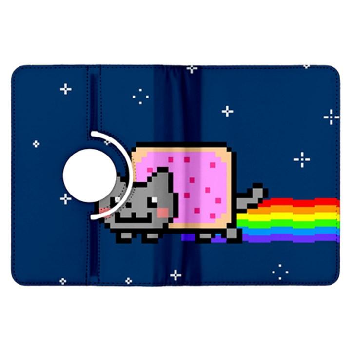 Nyan Cat Kindle Fire HDX Flip 360 Case