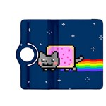 Nyan Cat Kindle Fire HDX 8.9  Flip 360 Case Front