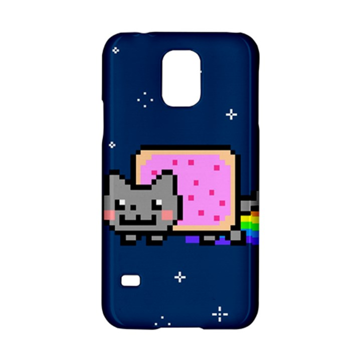 Nyan Cat Samsung Galaxy S5 Hardshell Case