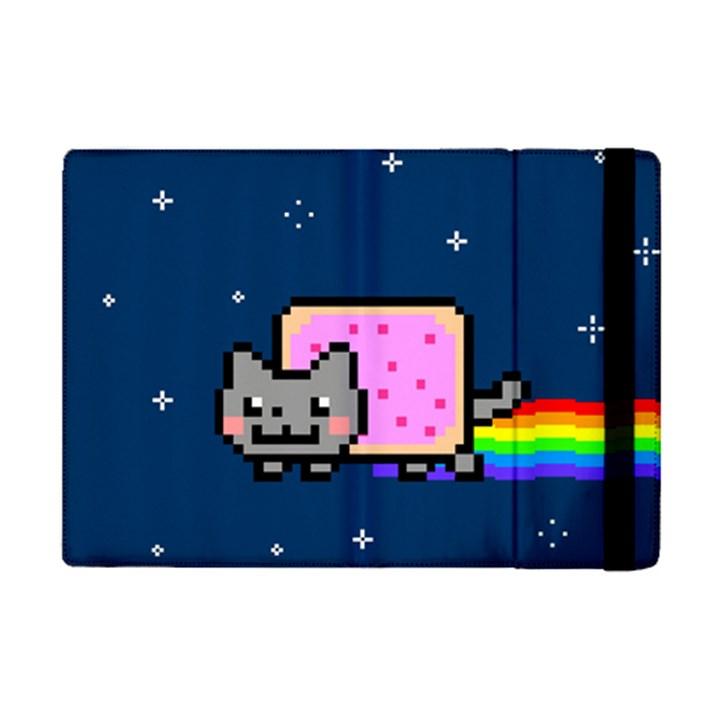 Nyan Cat iPad Mini 2 Flip Cases