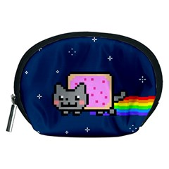 Nyan Cat Accessory Pouches (medium)
