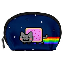Nyan Cat Accessory Pouches (large)