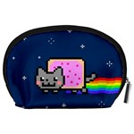 Nyan Cat Accessory Pouches (Large)  Back