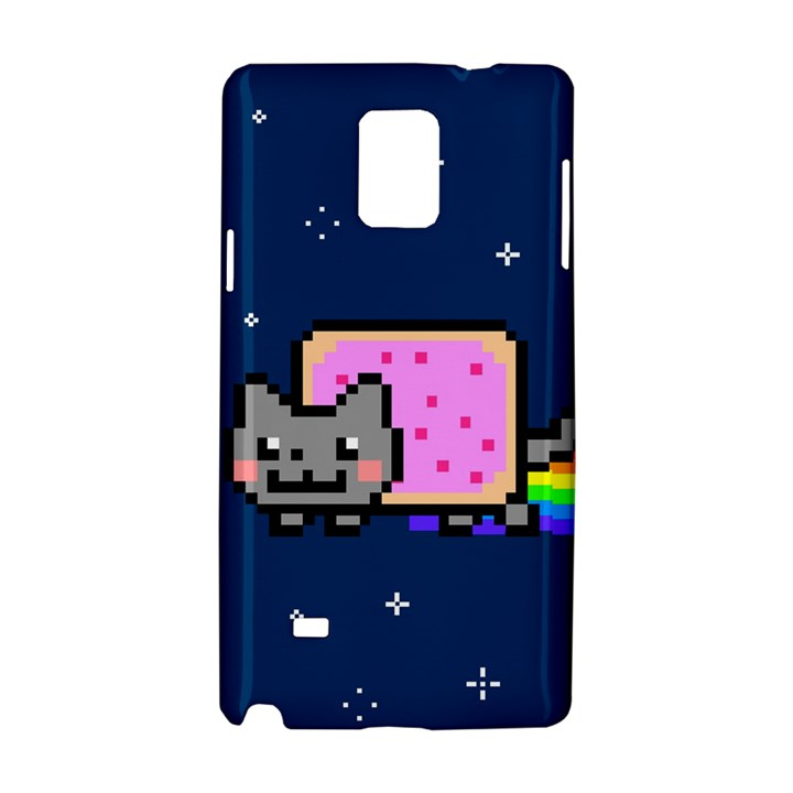 Nyan Cat Samsung Galaxy Note 4 Hardshell Case