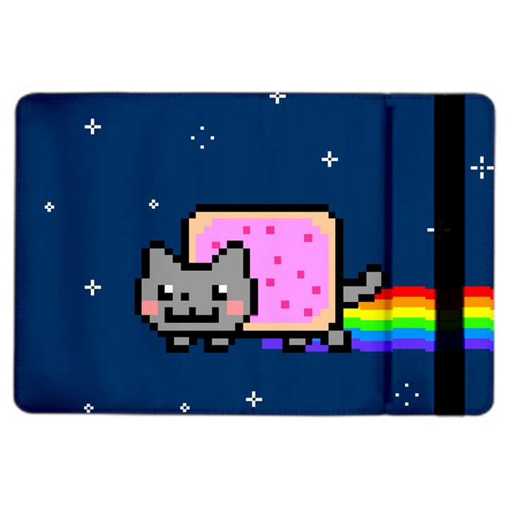 Nyan Cat iPad Air 2 Flip
