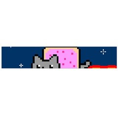 Nyan Cat Flano Scarf (large)