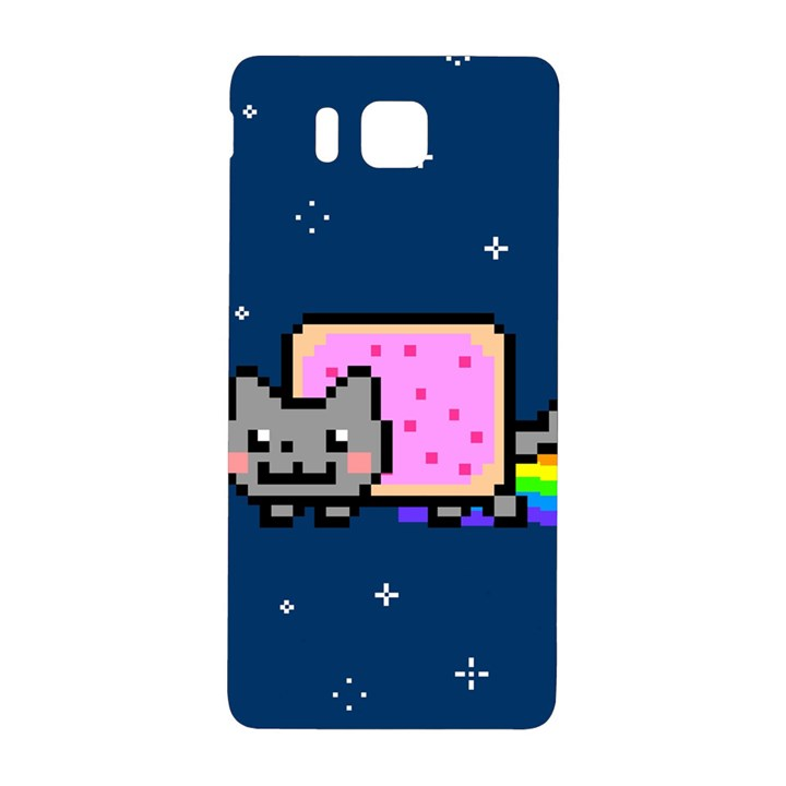 Nyan Cat Samsung Galaxy Alpha Hardshell Back Case