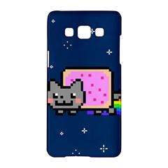 Nyan Cat Samsung Galaxy A5 Hardshell Case