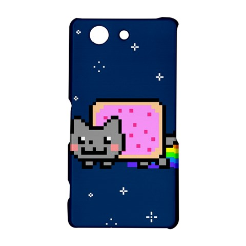 Nyan Cat Sony Xperia Z3 Compact