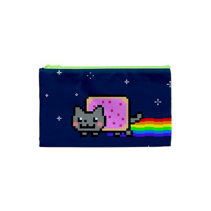 Nyan Cat Cosmetic Bag (XS)