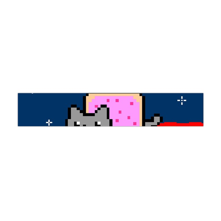 Nyan Cat Flano Scarf (Mini)