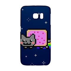Nyan Cat Galaxy S6 Edge
