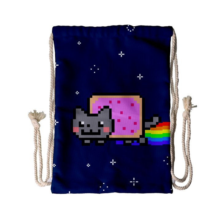 Nyan Cat Drawstring Bag (Small)