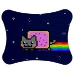 Nyan Cat Jigsaw Puzzle Photo Stand (Bow) Front