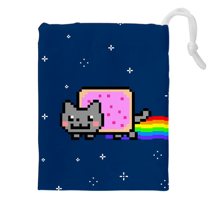 Nyan Cat Drawstring Pouches (XXL)