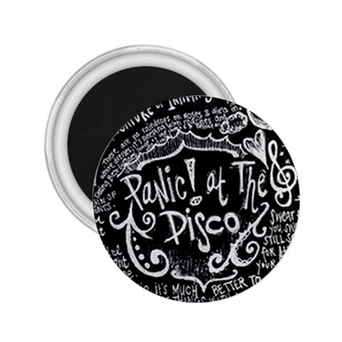 Panic ! At The Disco Lyric Quotes 2.25  Magnets