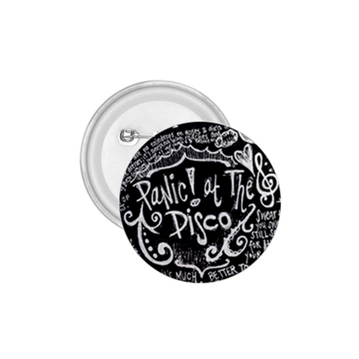 Panic ! At The Disco Lyric Quotes 1.75  Buttons