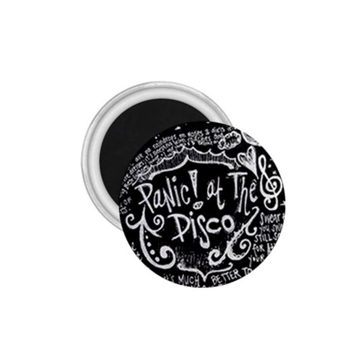 Panic ! At The Disco Lyric Quotes 1.75  Magnets