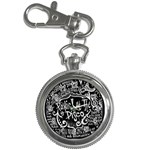 Panic ! At The Disco Lyric Quotes Key Chain Watches Front