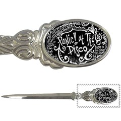 Panic ! At The Disco Lyric Quotes Letter Openers