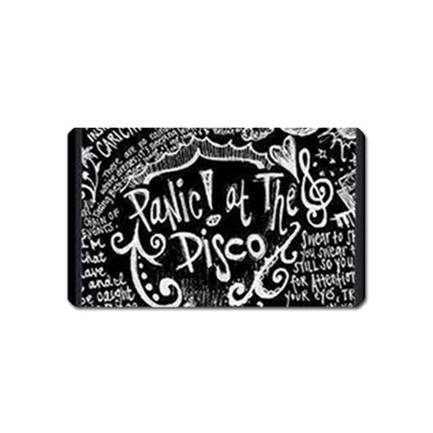 Panic ! At The Disco Lyric Quotes Magnet (Name Card)