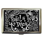 Panic ! At The Disco Lyric Quotes Cigarette Money Cases Front