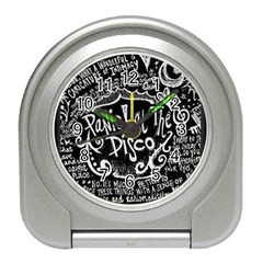 Panic ! At The Disco Lyric Quotes Travel Alarm Clocks