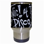 Panic ! At The Disco Lyric Quotes Travel Mugs (White) Center