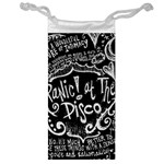 Panic ! At The Disco Lyric Quotes Jewelry Bags Front