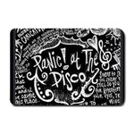 Panic ! At The Disco Lyric Quotes Small Doormat  24 x16 Door Mat - 1