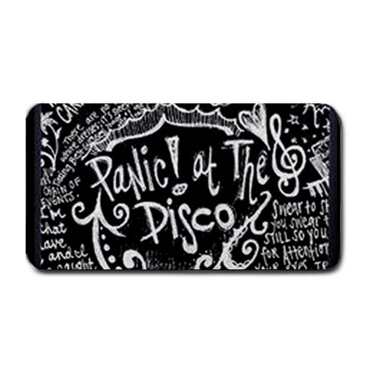 Panic ! At The Disco Lyric Quotes Medium Bar Mats